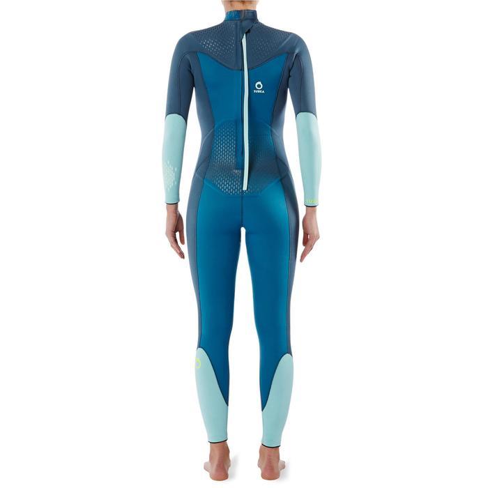 Women's SCD 540 3mm SCUBA diving wetsuit with reinforcements - 1327281