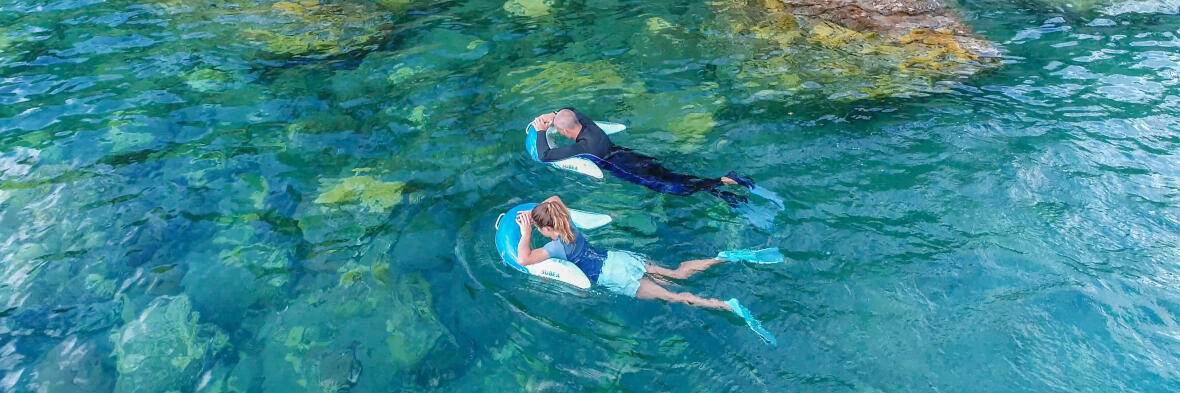 olu bouée d'observation de snorkeling subea conception