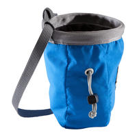 CHALK BAG SIZE L ELECTRIC BLUE