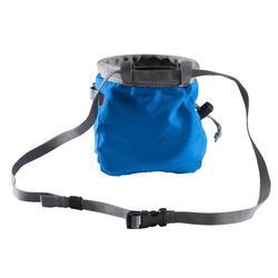 CHALK BAG SIZE L ELECTRIC BLUE