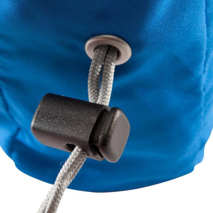 Magnesiumzak maat L blauw felblauw