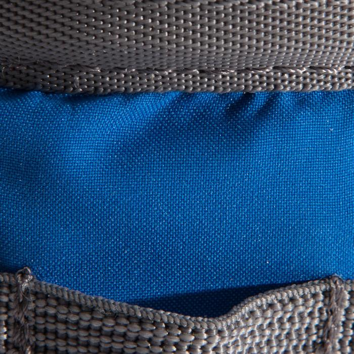 Magnesiabeutel L blau