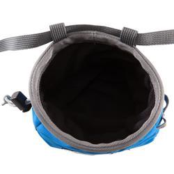 Blue Chalk Bag L