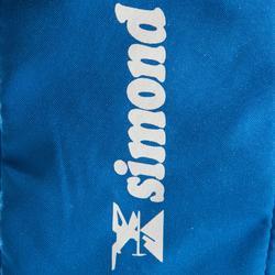 L號攀岩粉袋-電光藍