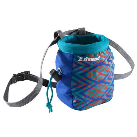CLIMBING CHALK BAG VERTIKA SIZE M - INDIGO BLUE