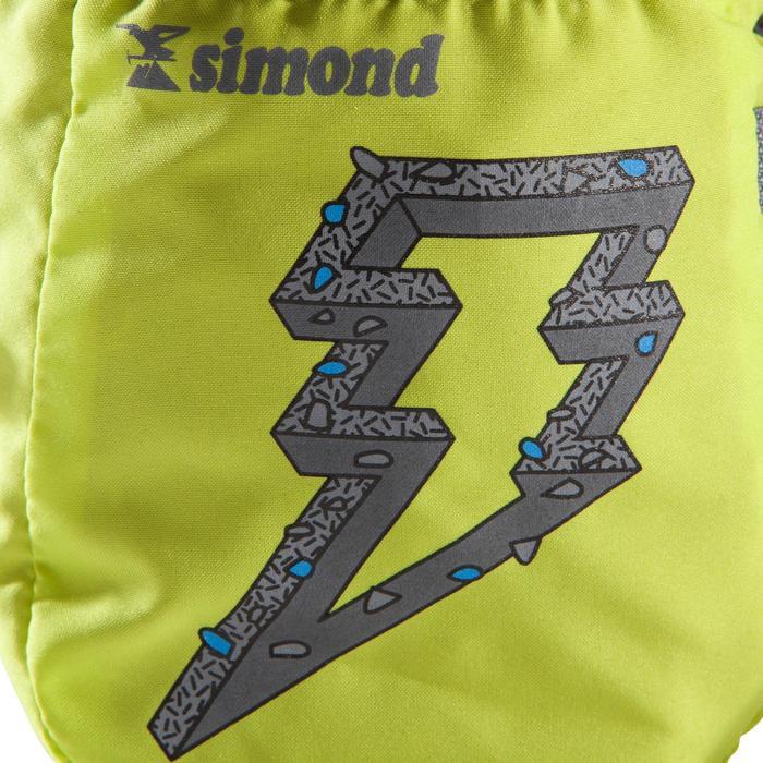 M號 攀岩粉袋 - 綠色