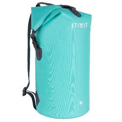 Waterdichte duffel bag 40 l groen