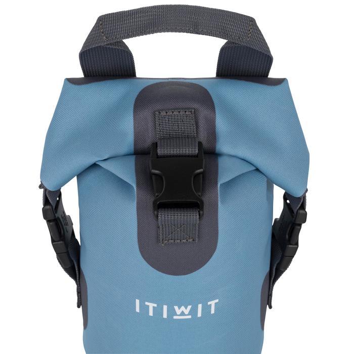 Wasserfeste Tasche 5L blau