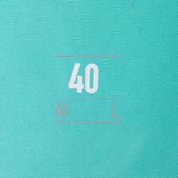 Waterdichte duffle bag 40 l groen