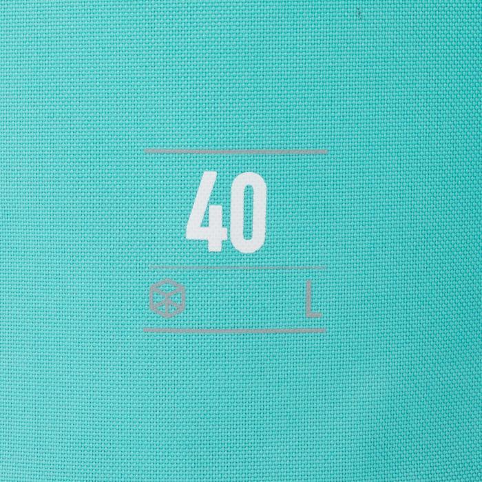 Waterdichte plunjezak 40 l groen