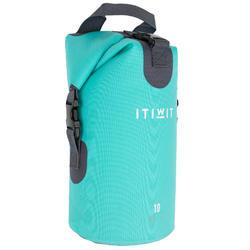 10L Watertight Duffel Bag - Orange