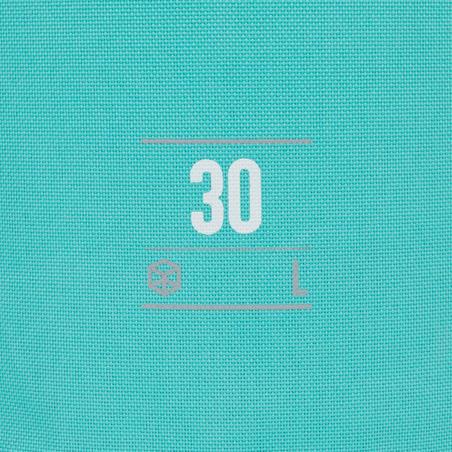 TAS DUFFEL 30L KEDAP-AIR HIJAU