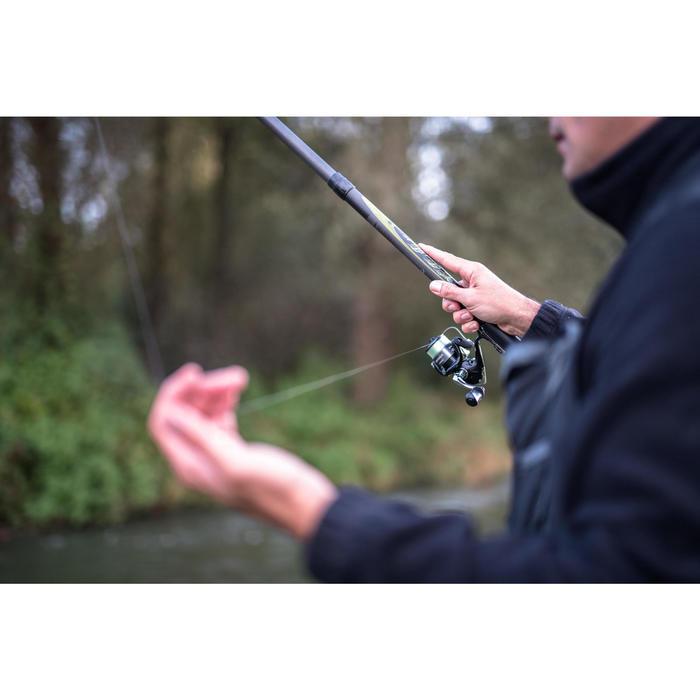 Caña para pescar truchas varitravel trout 400