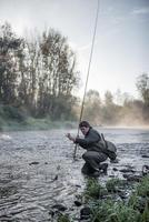 START PVC fishing waders