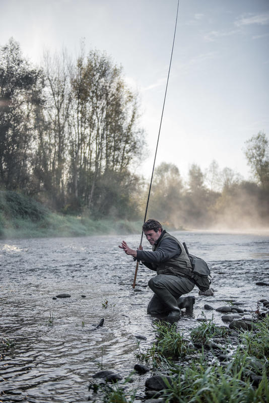 Waders de pesca START PVC