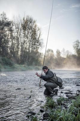 Waders pêche START PVC