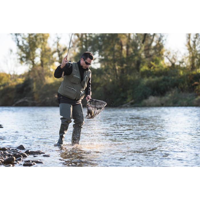 Gilet pêche 100 CAPERLAN - 1327687