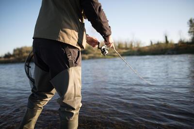 equipaggiamneto pescatore