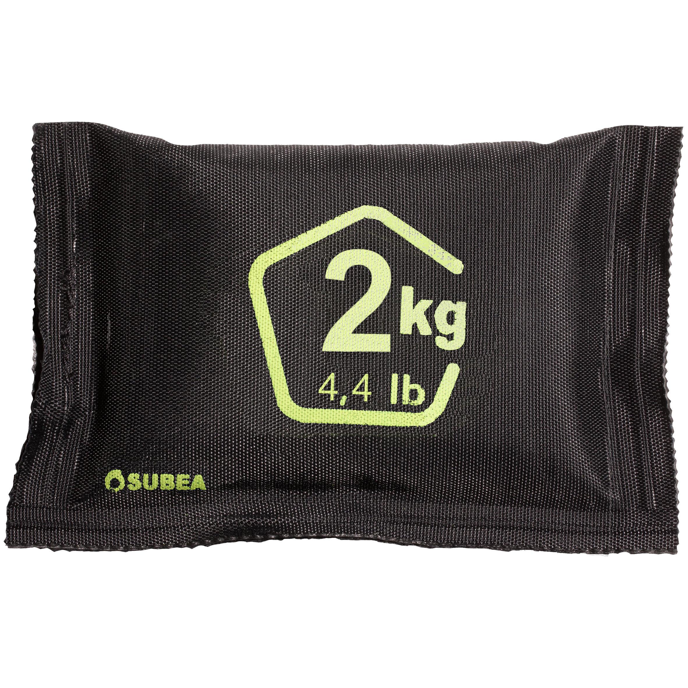 Subea Loodzakjes voor duiken 2 kg