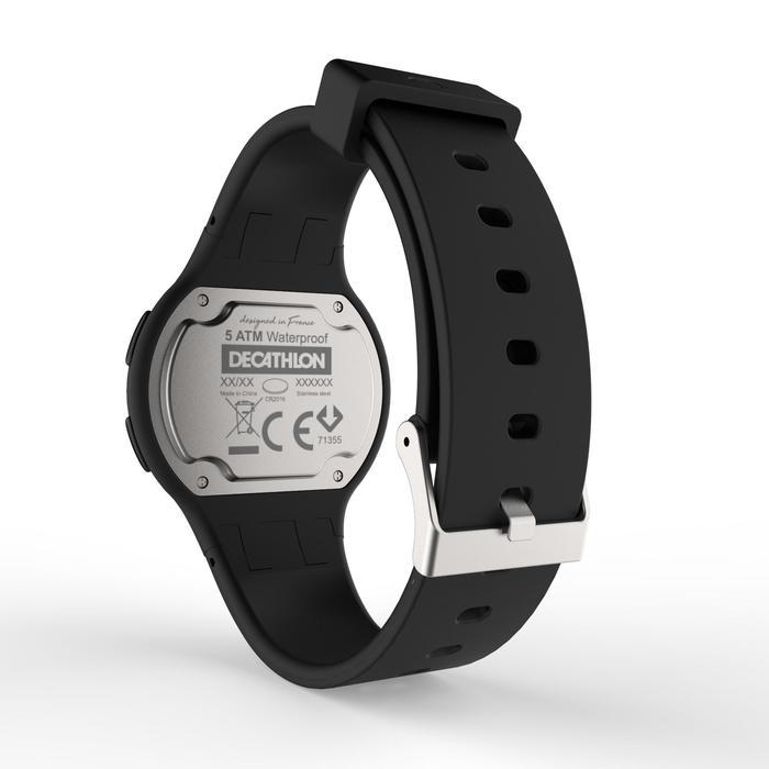 Montre chronomètre de course à pied femme et junior W100 S noire - 1327830
