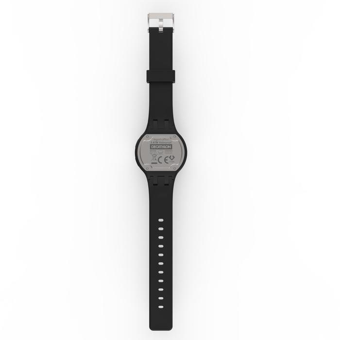 Montre chronomètre de course à pied femme et junior W100 S noire - 1327861
