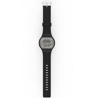 ساعة توقيت رقمية رياضية W100 M للرجال - سوداء