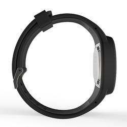 男款跑步碼錶W100 - 黑色