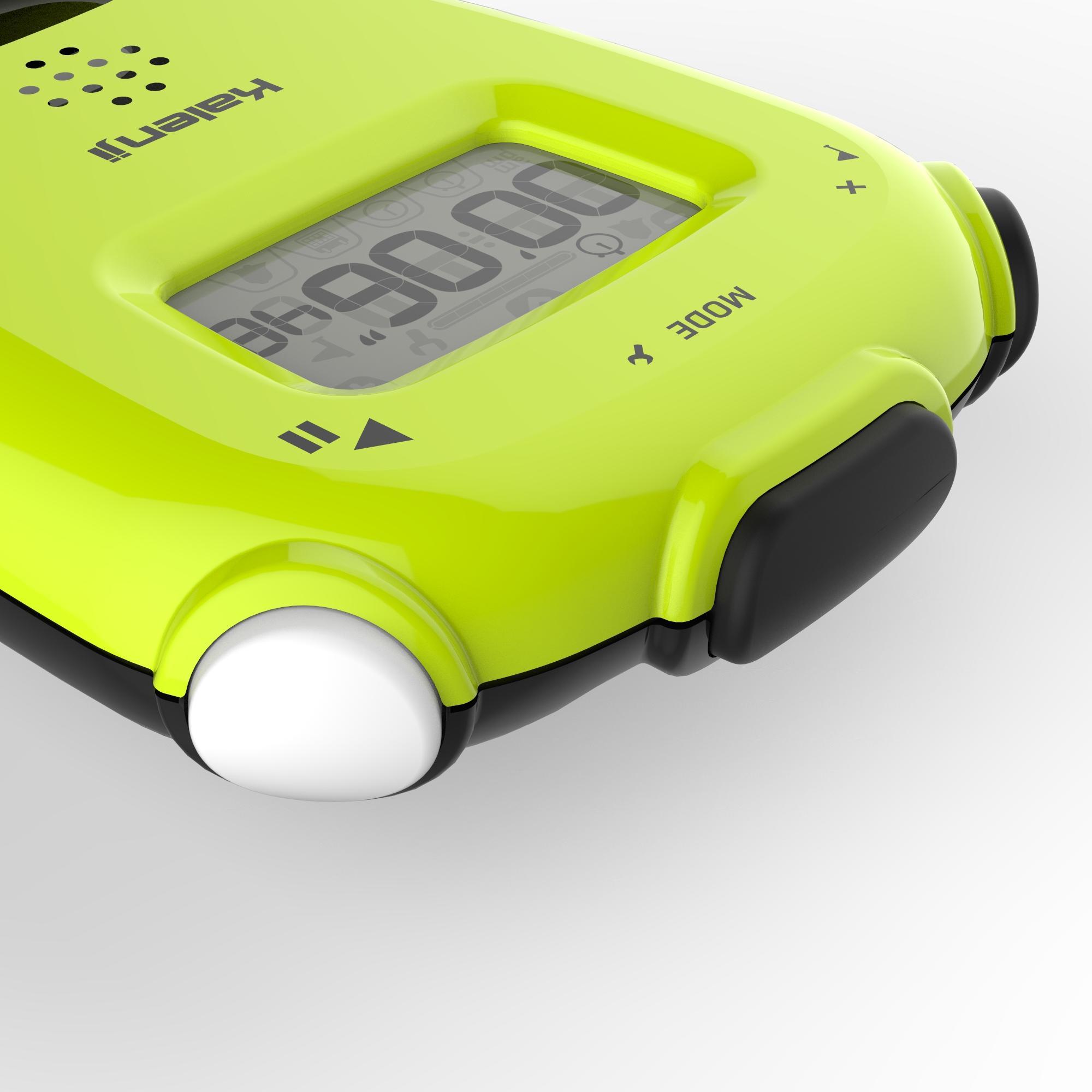 ONstart 110 stopwatch green