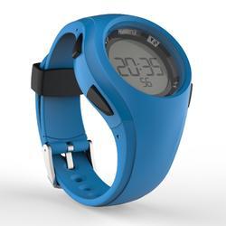 Hardloophorloge met stopwatch W200 M blauw