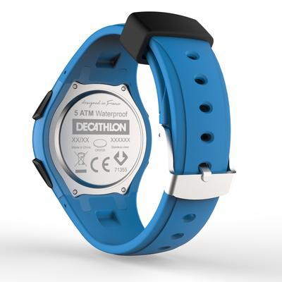 שעון עצר W200 לריצה לגברים כחול