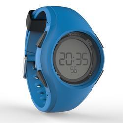 Reloj cronómetro de running W200 M azul