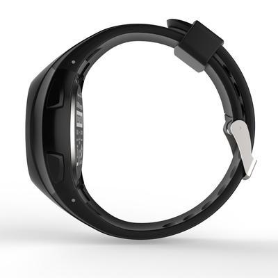 Reloj cronómetro de running W200 M negro