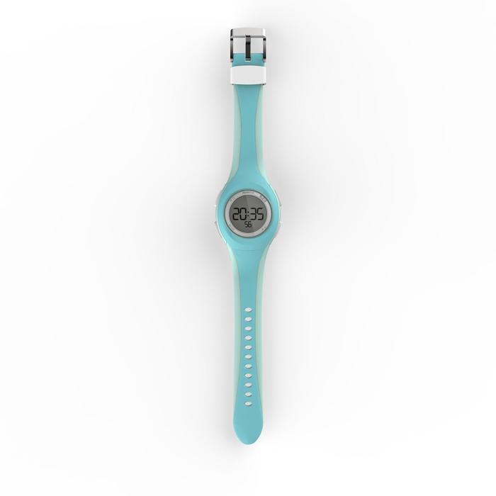 Montre digitale sport femme junior W200 S timer bleu & - 1328009