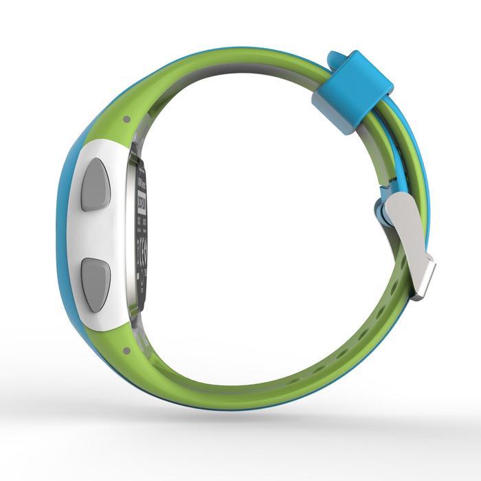 Montre digitale sport femme junior W200 S timer bleu & - 1328038