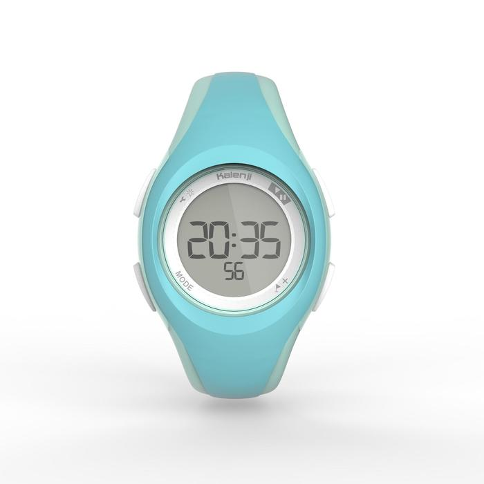 Montre digitale sport femme junior W200 S timer bleu & - 1328052