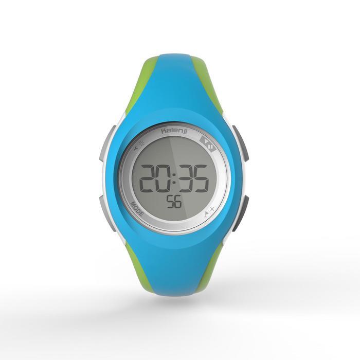 Montre digitale sport femme junior W200 S timer bleu & - 1328057