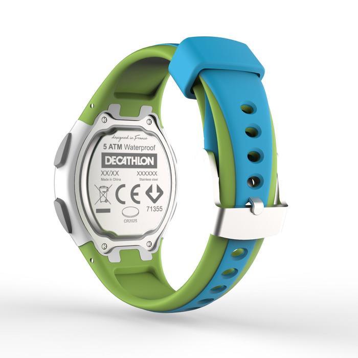 Montre digitale sport femme junior W200 S timer bleu & - 1328058