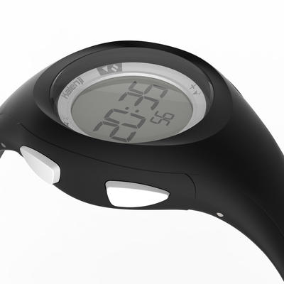 Reloj cronómetro de running para mujer W200 S negro