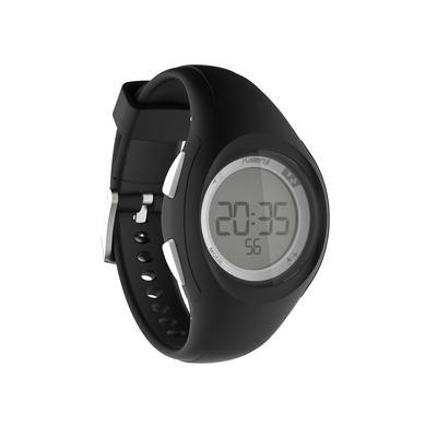 W200 S running watch timer black
