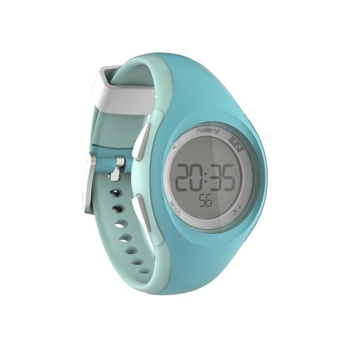 Montre digitale sport femme junior W200 S timer bleu & - 1328099