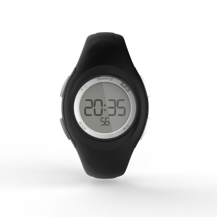 Montre digitale sport femme junior W200 S timer bleu & - 1328117