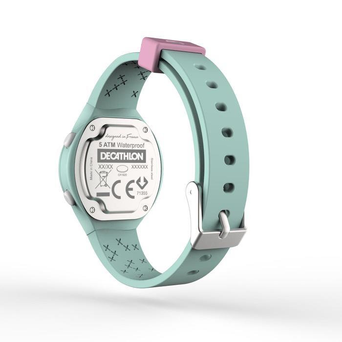 Montre chronomètre de course à pied femme W500 S NOIRE - 1328143