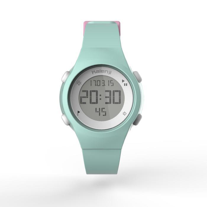 Montre chronomètre de course à pied femme W500 S NOIRE - 1328146