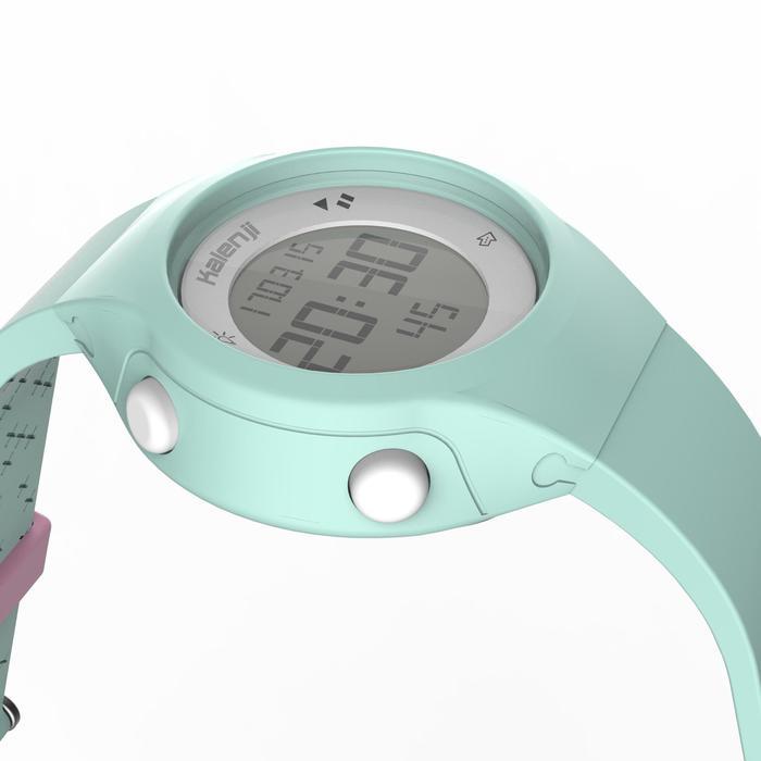 Montre chronomètre de course à pied femme W500 S NOIRE - 1328147