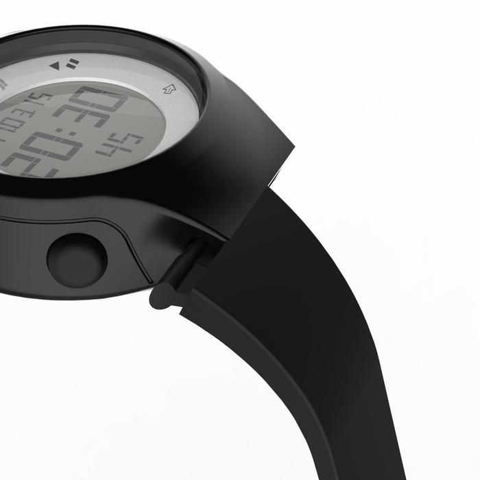 Reloj cronómetro running mujer W500 S NEGRO