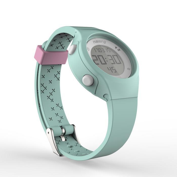 Montre chronomètre de course à pied femme W500 S NOIRE - 1328154