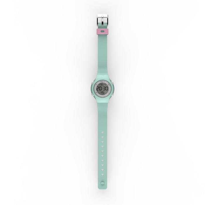 Montre chronomètre de course à pied femme W500 S NOIRE - 1328159