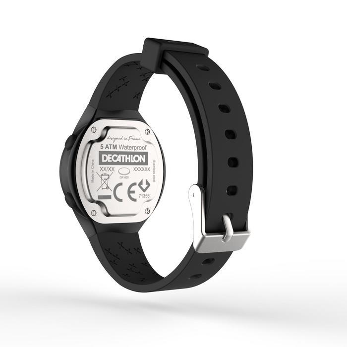 Montre chronomètre de course à pied femme W500 S NOIRE - 1328162