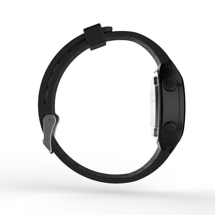 Montre chronomètre de course à pied femme W500 S NOIRE - 1328164