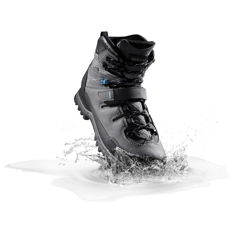รองเท้าผู้หญิงสำหรับเทรคกิ้งบนภูเขารุ่น Trek700